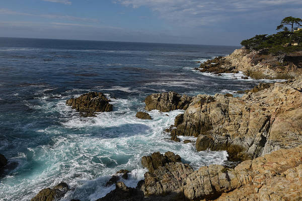 Photograph - California Pacific Ocean by John Johnson
