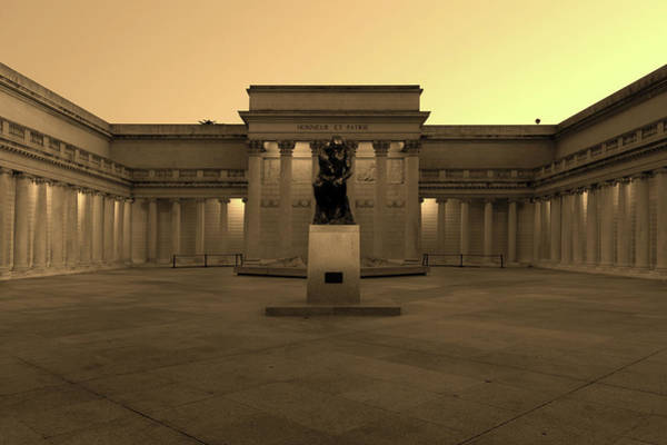 Legion Of Honor Photograph - California Palace Of The Legion Of Honor by Mountain Dreams