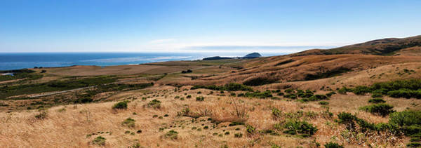 Cabrillo Photograph - California Scenic Coast Highway Big Sur by Dan Carmichael