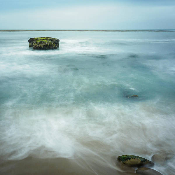 Wall Art - Photograph - California Seascape by Steve Spiliotopoulos