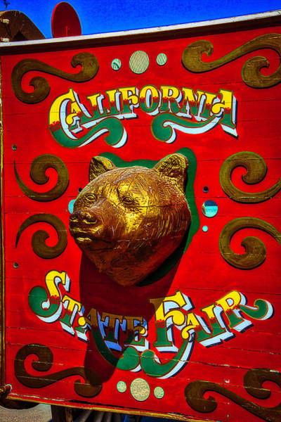 Wall Art - Photograph - California State Fair by Garry Gay