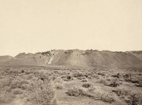 Photograph - California: Volcano by Granger