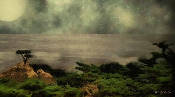 Painting - California Zen by RC DeWinter