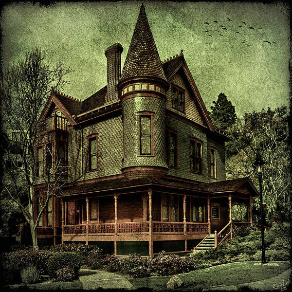 Photograph - Californian Victorian by Chris Lord