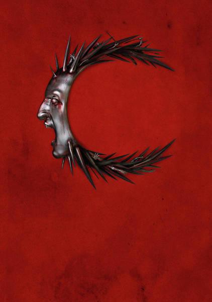 Government Digital Art - Caligula by Nicholas Ely