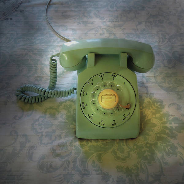 Photograph - Call Me Anytime by Sally Banfill