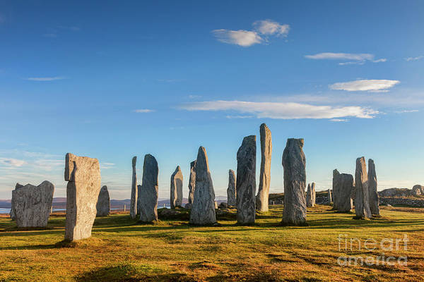 Wall Art - Photograph - Callanish, Isle Of Lewis II by Colin and Linda McKie