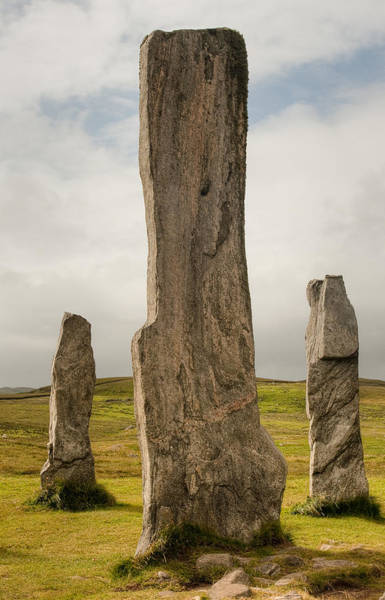 Photograph - Callanish Standing Stones by Colette Panaioti