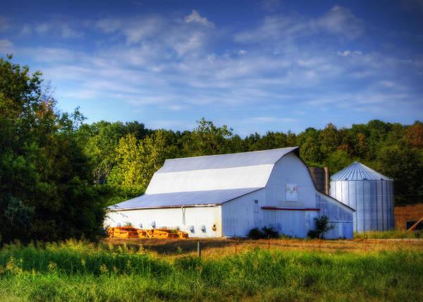 Photograph - Callaway County Barn by Cricket Hackmann
