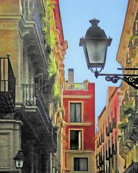 Calle Wall Art - Photograph - Calle De Barcelona by Nikolyn McDonald