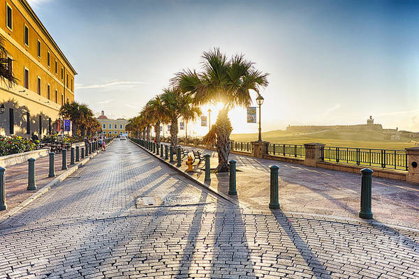Wall Art - Photograph - Calle Norzagaray Sunset Scenic by George Oze