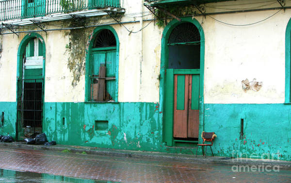 Calle Wall Art - Photograph - Calles De Panama by John Rizzuto