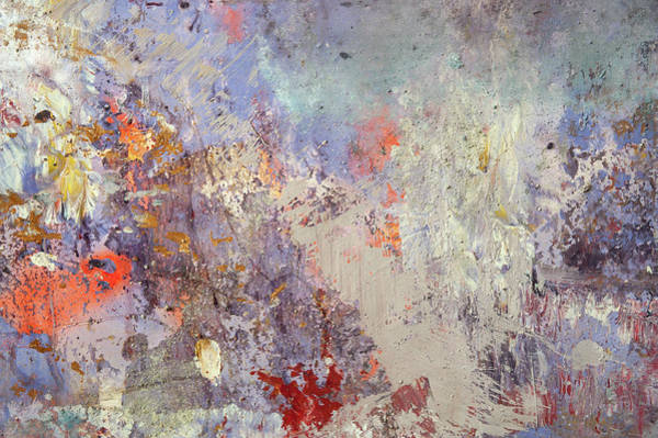 Painting - Calling Universe. Fragment  4 by Anna Skorko