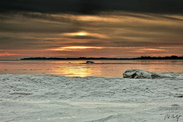 Great Lakes Region Wall Art - Photograph - Calm And Cool by Phill Doherty