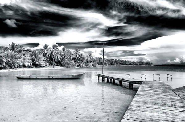 Photograph - Calm At Boca Del Drago Panama by John Rizzuto