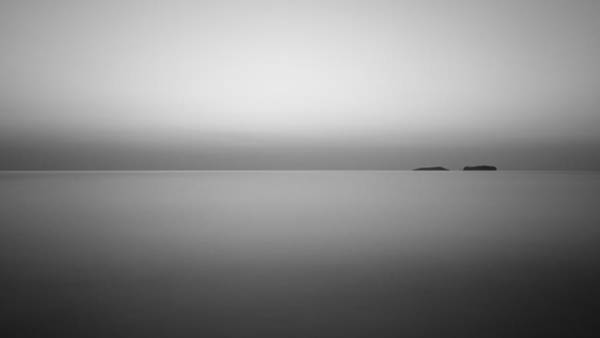 Photograph - calm at the Mediterranean by Andreas Levi