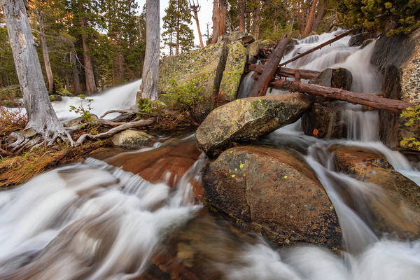 Wall Art - Photograph - Calm Before The Storm At The Head Cascade Falls by Mike Herron