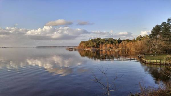 Wall Art - Photograph - Calm Lake Marion by Noel Adams