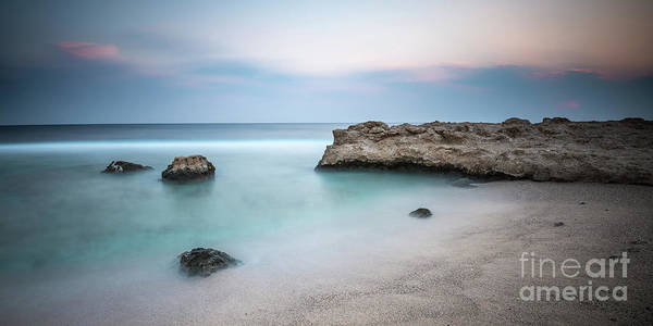 Photograph - Calm Red Sea by Hannes Cmarits