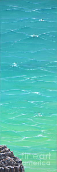 Painting - Calm Reflections II by Mary Scott