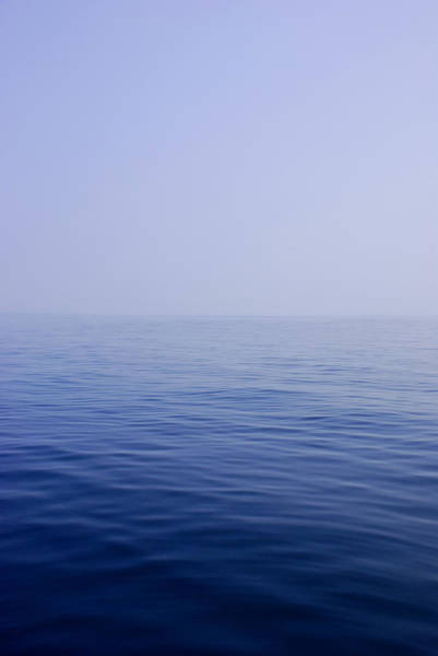Photograph - Calm Sea by Charles Harden