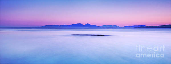 Wall Art - Photograph - Calm Sunrise Port Na Ba by Janet Burdon