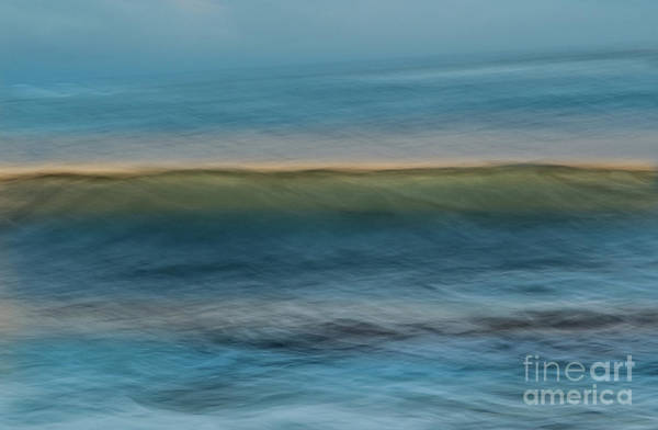 Photograph - Calming Blue by Patti Schulze
