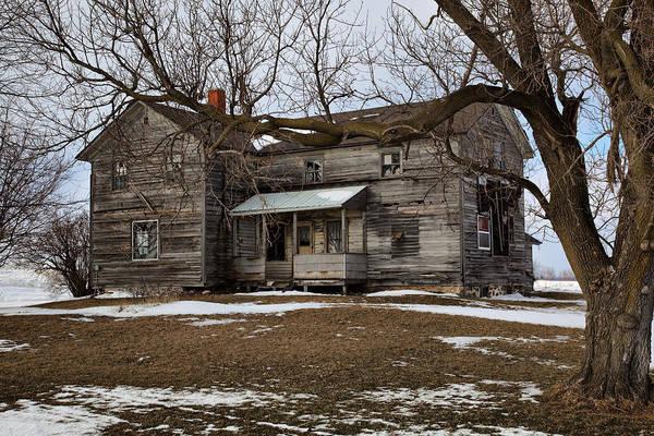 Photograph - Calumet House by CA  Johnson