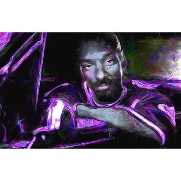 Artist Wall Art - Photograph - Calvin Broadus Aka Snoop Doggy Dogg by David Haskett II