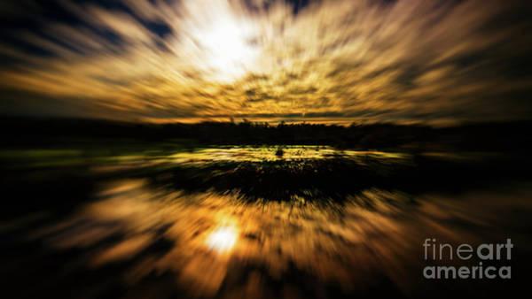 Photograph - Camargue Medocaine_06 by Jorg Becker
