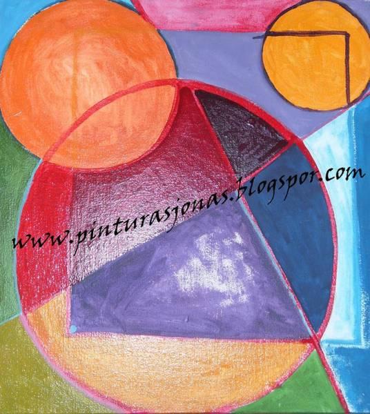 Acrilic Painting - Cambio by Pamela Jonas