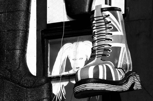 Wall Art - Photograph - Camden Town by Liz Pinchen