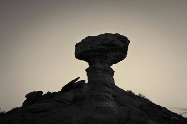 Photograph - Camel Rock I Toned Santa Fe Nm by David Gordon
