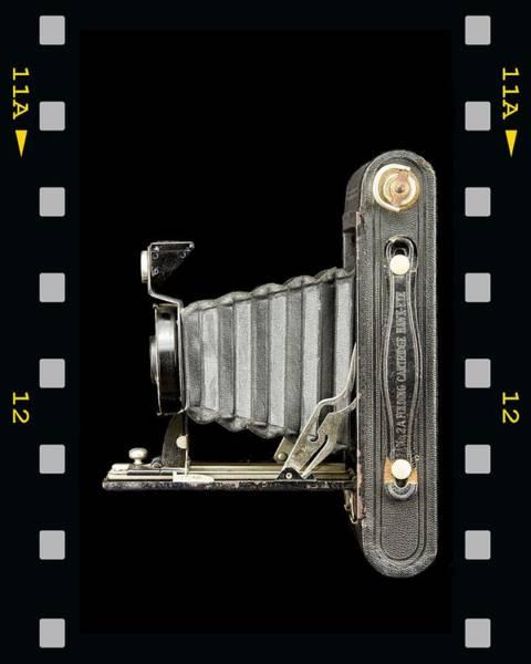 Photograph - Camera Close Up-5 by Rudy Umans