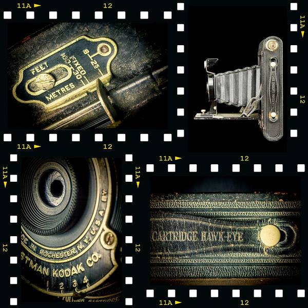 Photograph - Camera Collage-2 by Rudy Umans