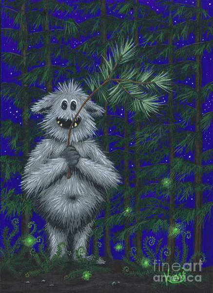 Firefly Painting - Camouflage by Kerri Ertman
