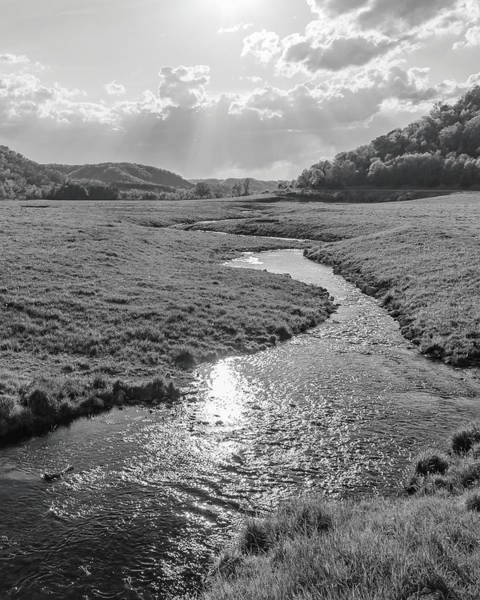 Photograph - Camp Creek  by Mark Mille