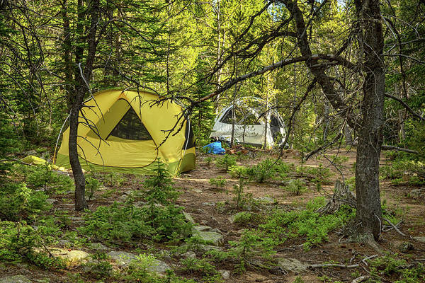 Photograph - Campers Paradise by James BO Insogna