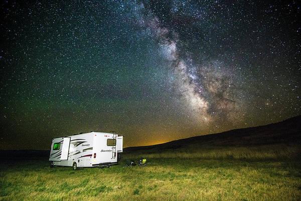 Photograph - Camping Under The Stars by Matt Swinden