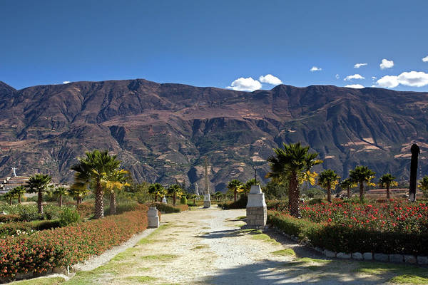 Photograph - Campo Santo In Old Yungay by Aivar Mikko