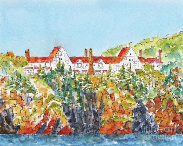 Painting - Canada 150 Nova Scotia by Pat Katz