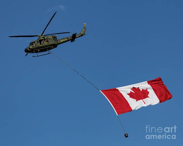Photograph - Canada Day II by Brad Allen Fine Art