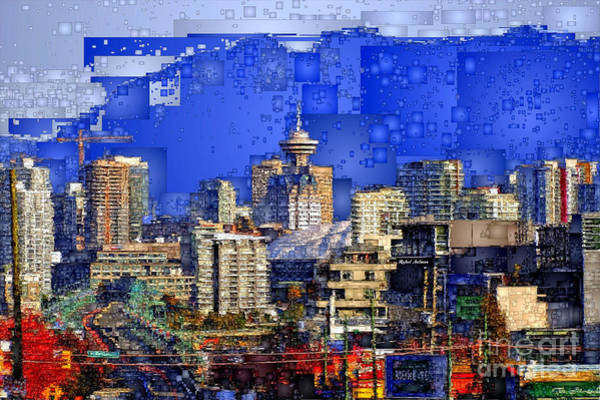Digital Art - Canada by Rafael Salazar