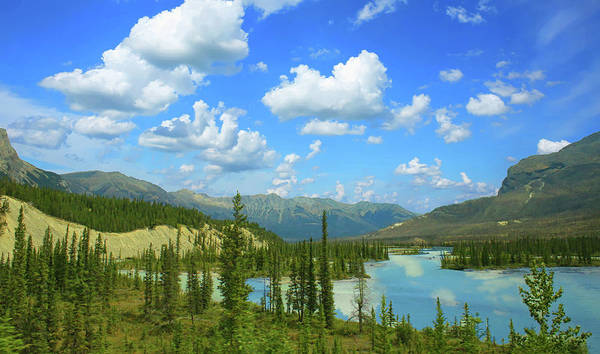 Photograph - Canadian Rockies In Banff by Ola Allen