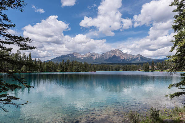 Photograph - Canadian Rockies by John Johnson