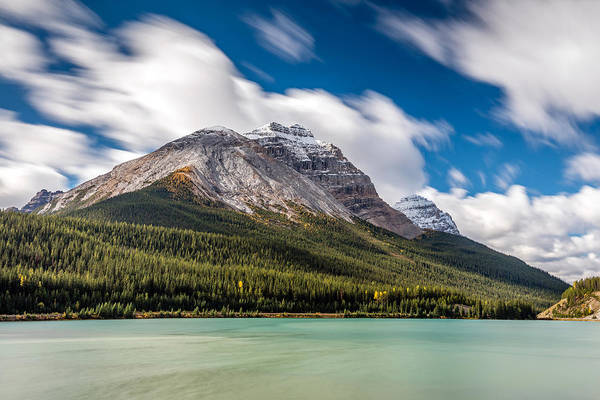 Photograph - Canadian Rocky Mountains by Pierre Leclerc Photography