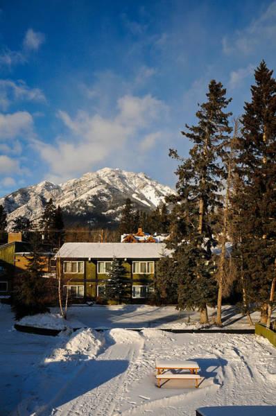 Photograph - Canadian Winter  by U Schade