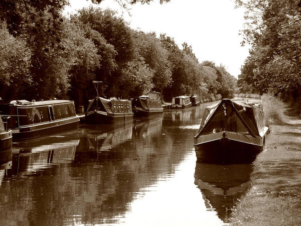 Photograph - Canal by Roberto Alamino