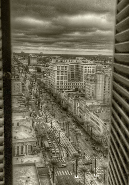 Photograph - Canal Street by Michael Kirk