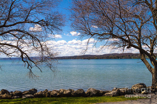 Photograph - Canandaigua by William Norton